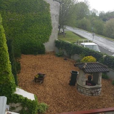 Aménager le mur extérieur de votre jardin