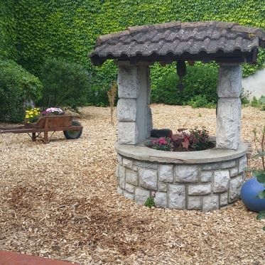 Création d'un jardin compatible avec des chiens à Mazères