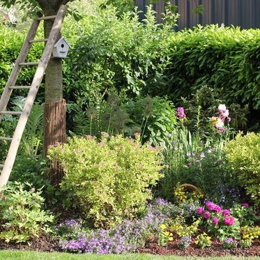 Les jardins bucoliques